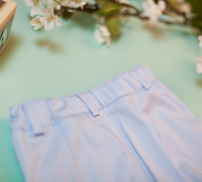 Spodnie błękitne Tomek. Kupisz w Abrakadabra!
