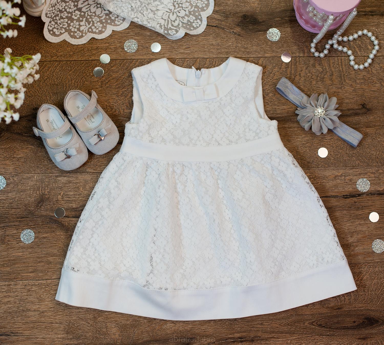 29f4dc3c9d Białe sukienki na chrzest